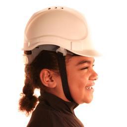 Chief Mechanic Children, Kids Hard Hat Safety Helmet