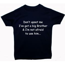 I've got a Big Brother...Baby, Childrens T-Shirt