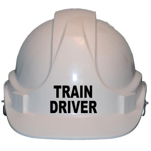Train Driver Children, Kids Hard Hat Safety Helmet