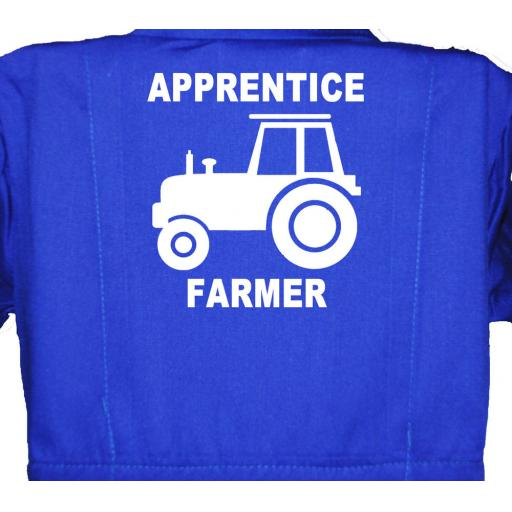Apprentice Farmer Childrens, Kids, Coverall, Boiler suit, Overalls