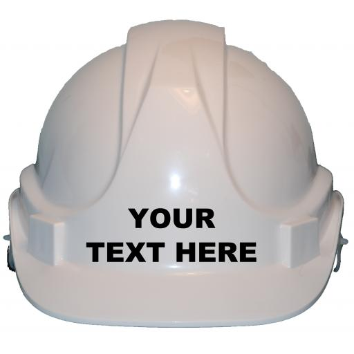 Personalised Bespoke Childrens Hard Hat, Safety Helmet