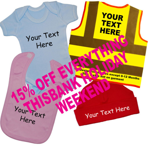 Baby Children Clothes 15% OFF EVERYTHING THIS WEEKEND