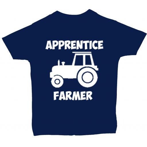 Apprentice Farmer Baby, Children T-Shirt, Top