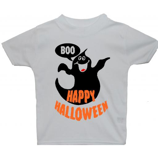 Happy Halloween Baby, Children T-Shirt, Top