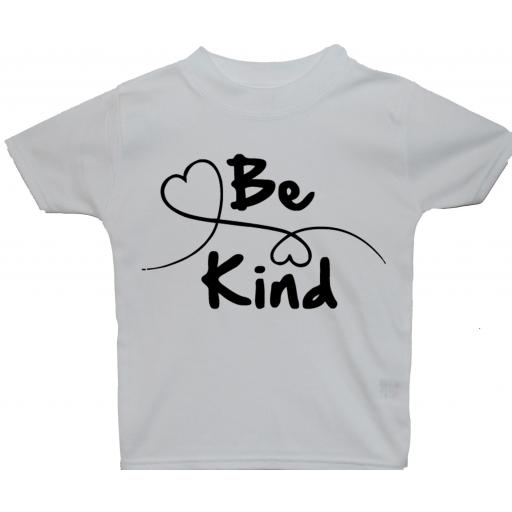 Be Kind Heart Baby, Children T-Shirt, Top
